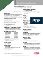 Dupont TDS_373P27680 Primer