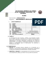 SILABUS MANTTO VEHICULAR.doc