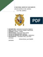 Informe de Recristalizacion(Casi Terminado)
