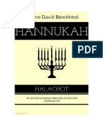 Halachot Hannukah