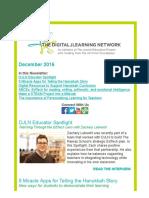 DJLN December 2016 Newsletter