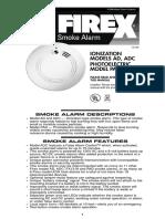FirexManual110-762