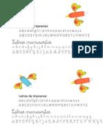 abecedários
