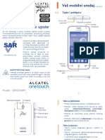 Alcatel Pixi First Ds (4024d)_korisničke Upute