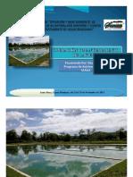 Operacion y Mantenimiento de Lagunas de Oxidación