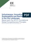 2016 GFCC Global Competitiveness Principles