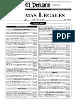D.S. 015-2005