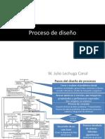 1 Proceso de Diseño