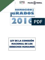 Ley de La Comisión Nacional de Los Derechos Humanos (1)