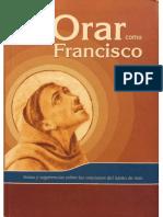 Orar Como Francisco