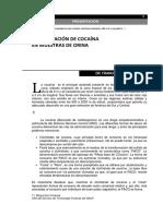 ARV_Identificacion de Cocaina en Orina CAMARGO