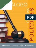 Catálogo Ciencias Políticas