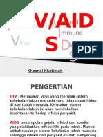 Hiv Pwr Point