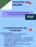 11-Identificación Del Problema y Matriz de Marco Lógico