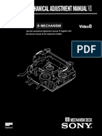 Sony Video 8 - B Mechanism VII.pdf