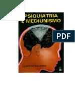 Psiquiatria e Mediunismo -Leopoldo Balduino