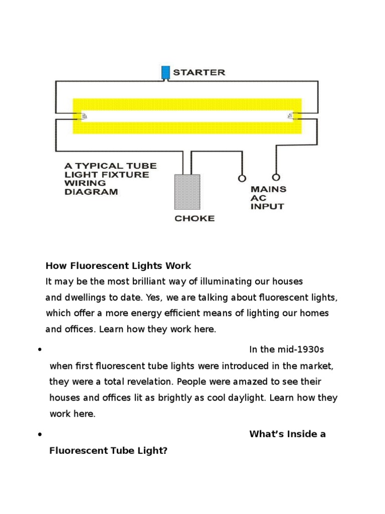 Fluorescent Light Wiring Diagram Army Portal How To Wire A 4 Lamp Ballast For 3 Lamps E101 Tube Stair Case Wirig Earthing Rh Scribd Com Way Switch Advance T8