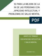 Atencion Discapacidad Intelectual Salud Mental