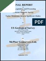 USGS TaylorMtsMagFinalReport