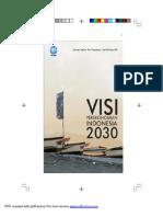 Visi Perekonomian Indonesia 2030_Lukkim_FE UNS