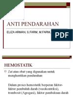 Anti Pendarahan