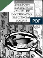 Manual de Investigação Em Ciencias Sociais_2d