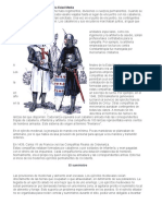 Tactica y Estrategia Militar en La Edad Media