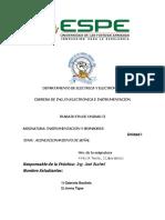 Bautista Tigse Informe Fin Unidad