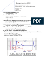 ECG Evaluaton PDF