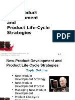MII Mkt 9 V2 New Product Development and Product Life Cycle Strategies