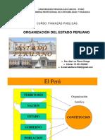 Tema II Organizacion Del Estado Peruano 2016