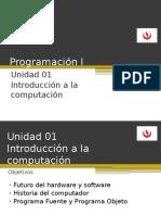 01-2 - Introduccion a La Computacion