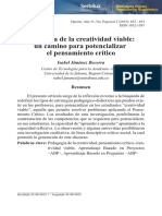 2015_pedagogia de la creatividad viable, un camino para potencializar el pto critico.pdf