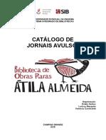 Catálogo Dos Jornais Coleção Átila 2014 (10-16)