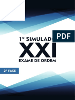 1o Simulado Oabdebolso Penal 2afase XXI