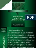 Antibiograma y Resistencia