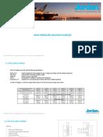 Jordan Products API FLANGES
