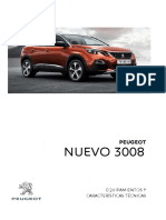 Ficha Técnica Nuevo 3008