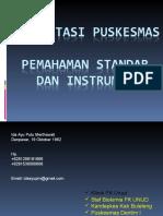 03 Pemahaman Standar Dan Instrumen Akreditasi