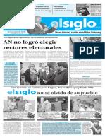 Edición Impresa Elsiglo 16-12-2016