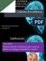 Contusiones cerebrales Trauma craneo Encefálico