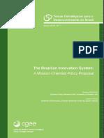 The Brazilian Innovation System.