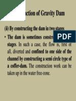 Gravity Dam 86