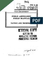 FM 6-20 ( Field Artillery Field Manual Tactics and Techniques ).pdf