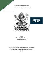 TUGAS BISNIS PARIWISATA IX PEMASARAN PARIWISATA BAGIAN 1.docx