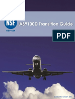Isr As9100 Transition Guide