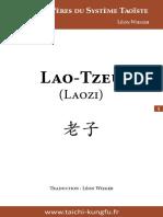 E-book Lao Tze