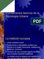 Teoria y Sociologia Urbana