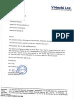 Update on Scheme of Arrangement [Corp. Action]