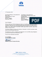 Tata Chemicals Ltd reply to clarification sought by the exchange [Company Update]
